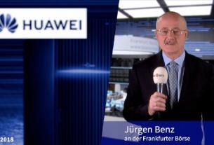 Verhaftung von Huawei-Topmanagerin lässt Börsen weltweit einbrechen